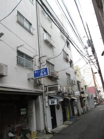 阿波富田 徒歩10分 4階 1K 賃貸マンション