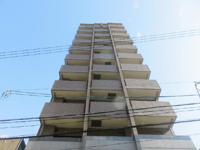 阿波座 徒歩3分 6階 1K 賃貸マンション