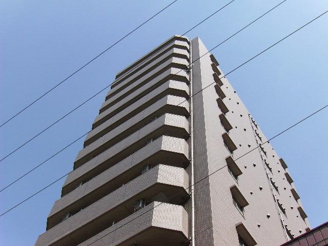 谷町四丁目 徒歩5分 8階 1K 賃貸マンション