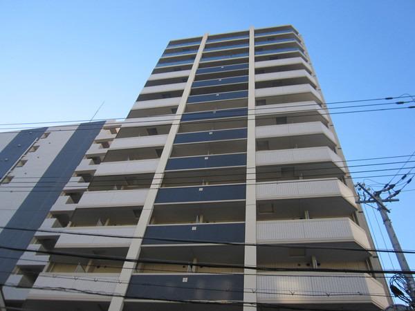 谷町四丁目 徒歩5分 4階 1K 賃貸マンション