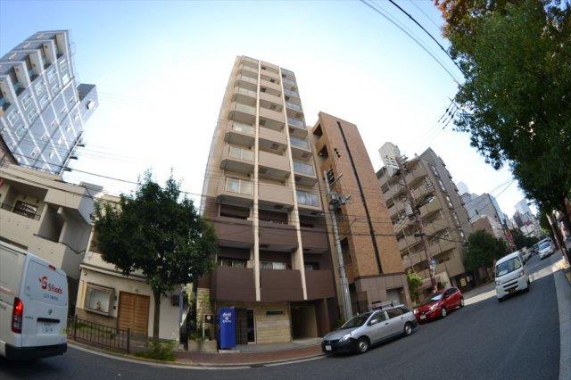 本町 徒歩8分 4階 1K 賃貸マンション