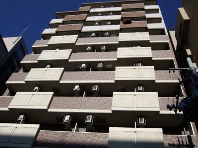 天王寺 徒歩15分 5階 1K 賃貸マンション