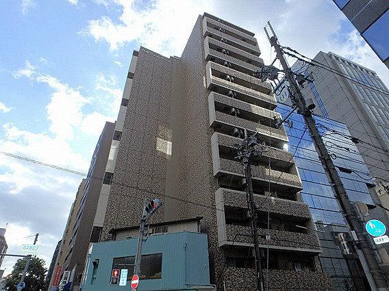 堺筋本町 徒歩13分 5階 1K 賃貸マンション