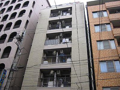 阿波座 徒歩1分 8階 1R 賃貸マンション