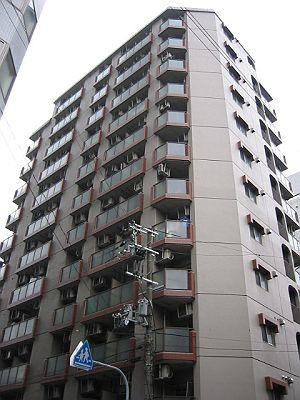 本町 徒歩6分 8階 1R 賃貸マンション
