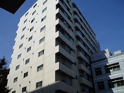 阿波座 徒歩1分 9階 1R 賃貸マンション