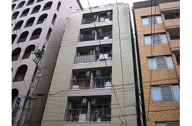 阿波座 徒歩1分4階1R 賃貸マンション