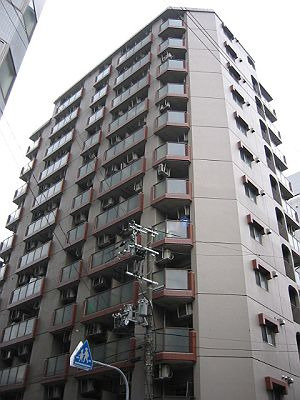 本町 徒歩6分5階1R 賃貸マンション