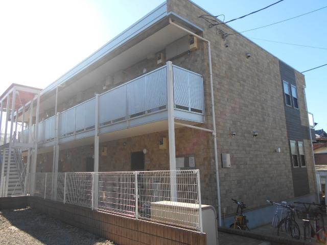 外観 2011年3月築