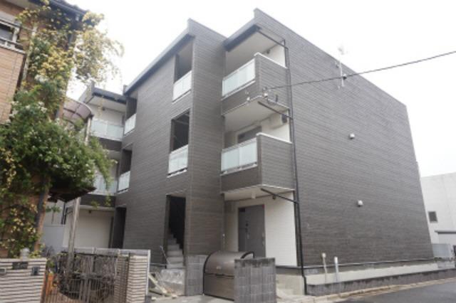 外観 2017年5月築 外房線本千葉駅徒歩6分