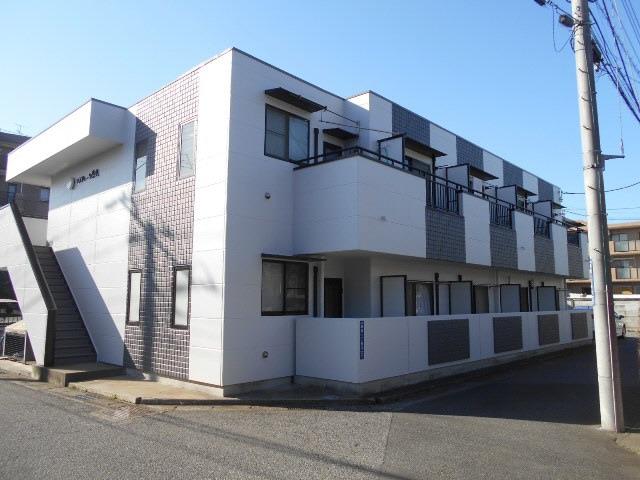 外観 2002年築1Kマンション