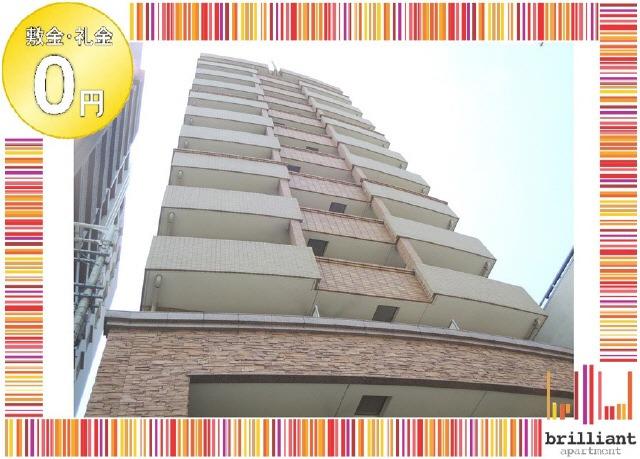 天王寺 徒歩10分 7階 1K 賃貸マンション
