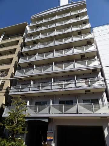 新大阪 徒歩5分 2階 1K 賃貸マンション