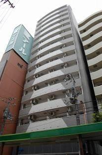 堺筋本町 徒歩6分 2階 1K 賃貸マンション
