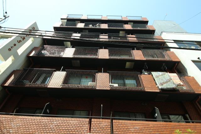 本町 徒歩7分 9階 1K 賃貸マンション
