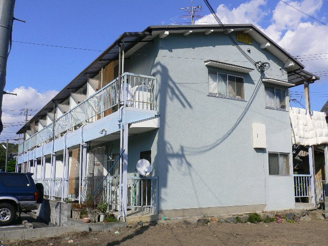 黄檗 徒歩5分 2階 1K 賃貸アパート