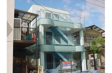 石田 徒歩15分 2階 1K 賃貸アパート