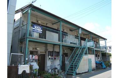伊勢田 徒歩8分 2階 2K 賃貸アパート