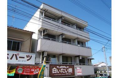 JR小倉 徒歩8分 2階 1K 賃貸マンション