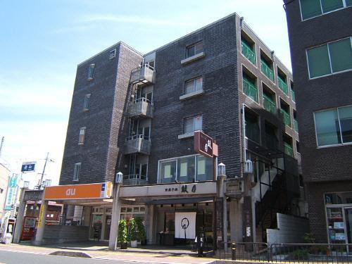 宇治 徒歩2分 5階 1K 賃貸マンション
