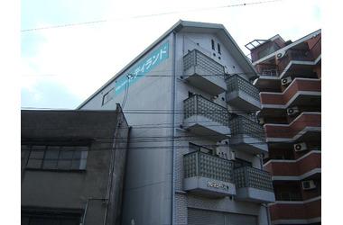 観月橋 徒歩8分 1階 1K 賃貸マンション