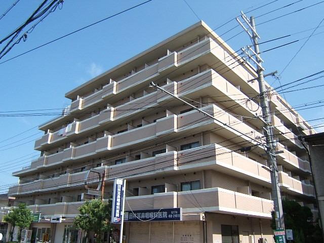 伊勢田 徒歩1分 5階 1K 賃貸マンション