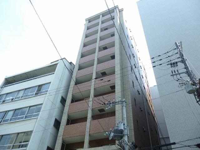 阿波座 徒歩10分 10階 1K 賃貸マンション