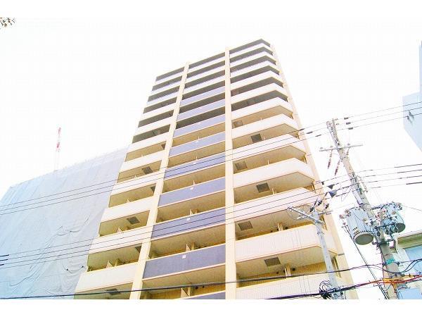堺筋本町 徒歩8分 7階 1K 賃貸マンション