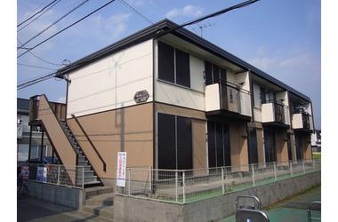 与野本町 バス5分 停歩5分 2階 2DK 賃貸アパート