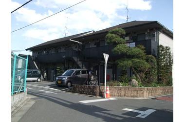 浦和 バス20分 停歩5分2階1K 賃貸アパート