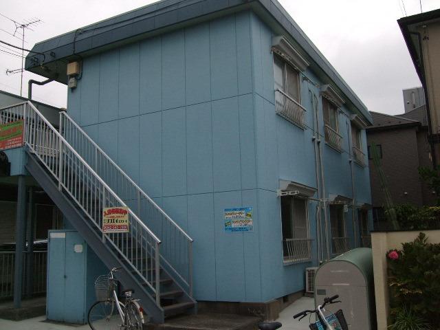 浦和 バス20分 停歩2分2階1K 賃貸マンション