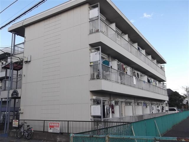 浦和 バス20分 停歩5分 1階 1K 賃貸マンション