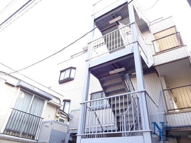 川崎 徒歩5分 1階 1R 賃貸マンション