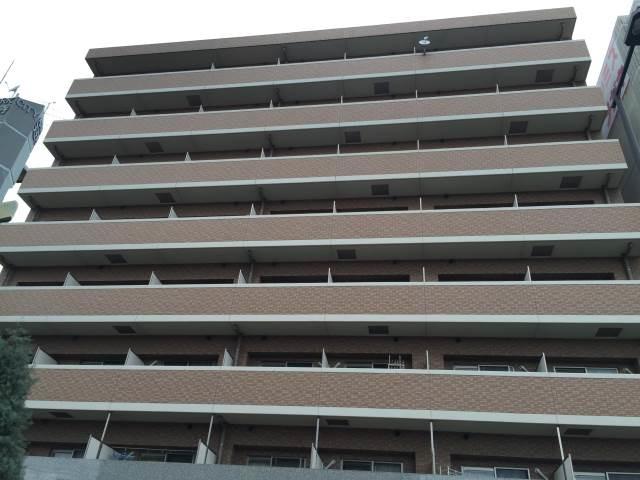 天王寺 徒歩11分 5階 1K 賃貸マンション