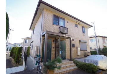 アンソレイユG 1階 2LDK 賃貸アパート