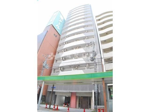 堺筋本町 徒歩4分 3階 1K 賃貸マンション