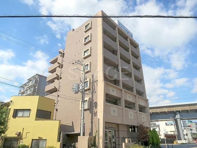 新大阪 徒歩9分 7階 1K 賃貸マンション