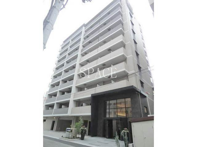 京橋 徒歩9分 5階 1K 賃貸マンション