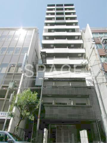本町 徒歩8分 8階 1K 賃貸マンション