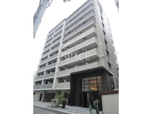 京橋 徒歩9分 3階 1K 賃貸マンション