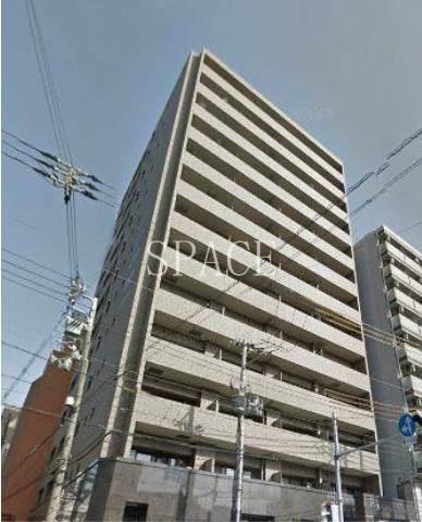 阿波座 徒歩10分 9階 1K 賃貸マンション