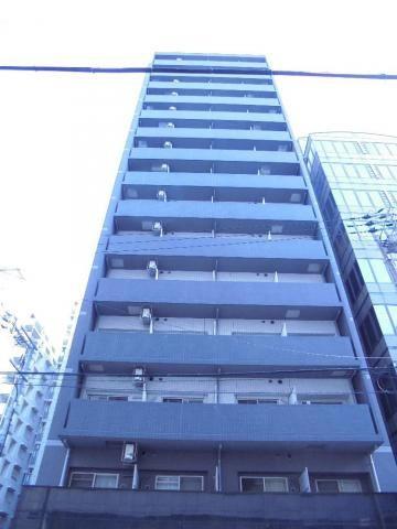 本町 徒歩15分 8階 1K 賃貸マンション