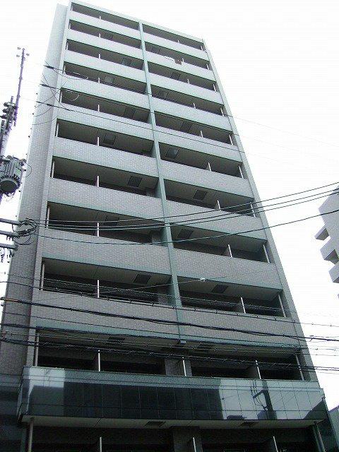 堺筋本町 徒歩10分 11階 1K 賃貸マンション