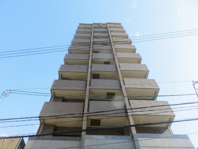 本町 徒歩9分 6階 1K 賃貸マンション