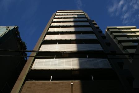 谷町四丁目 徒歩8分 8階 1K 賃貸マンション