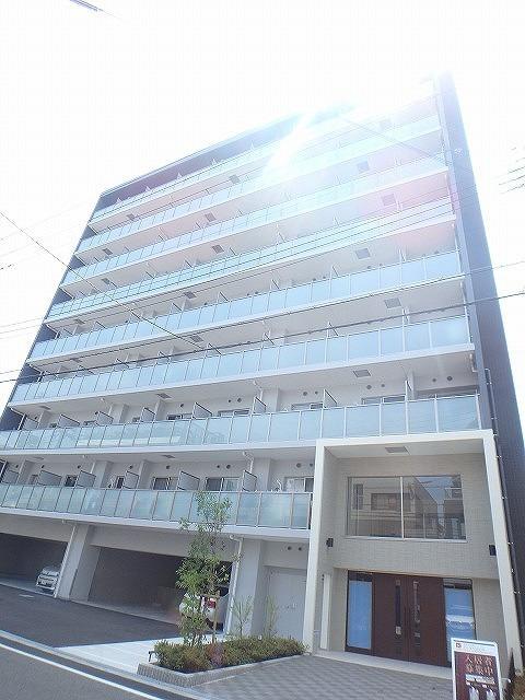 新大阪 徒歩20分 3階 1K 賃貸マンション