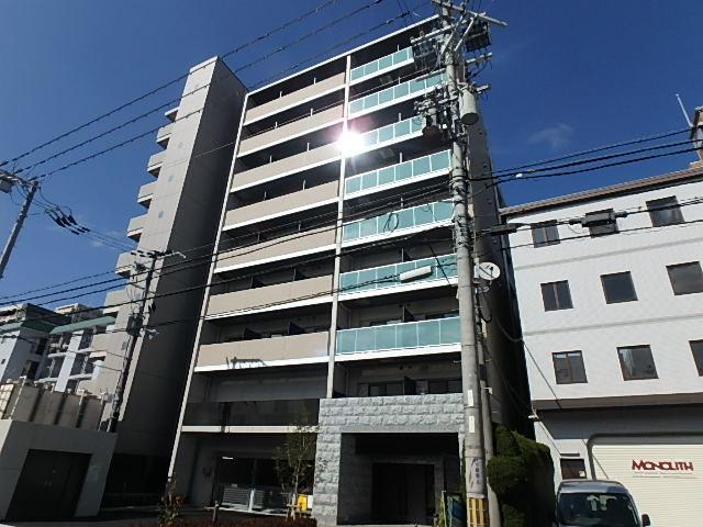 江坂 徒歩9分 2階 1K 賃貸マンション