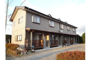 鴻野山 徒歩56分 2-1階 2LDK 賃貸アパート