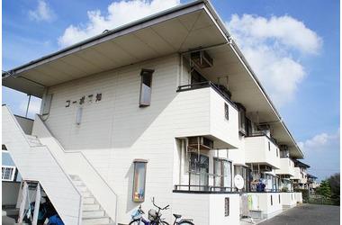 蒲須坂 徒歩50分 2階 2DK 賃貸アパート