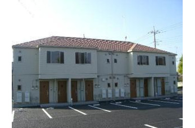 宝積寺 徒歩25分 2階 2LDK 賃貸アパート